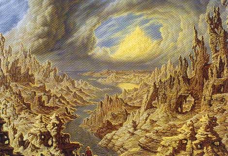 GEOLOGICAL WANDERING